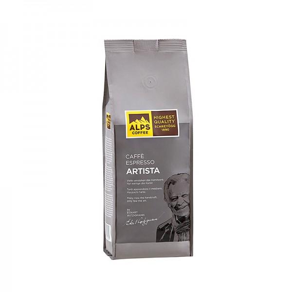 Schreyögg Kaffee - Kaffee Schreyögg Caffè Espresso Artista by Eckart Witzigmann,ganze Bohnen