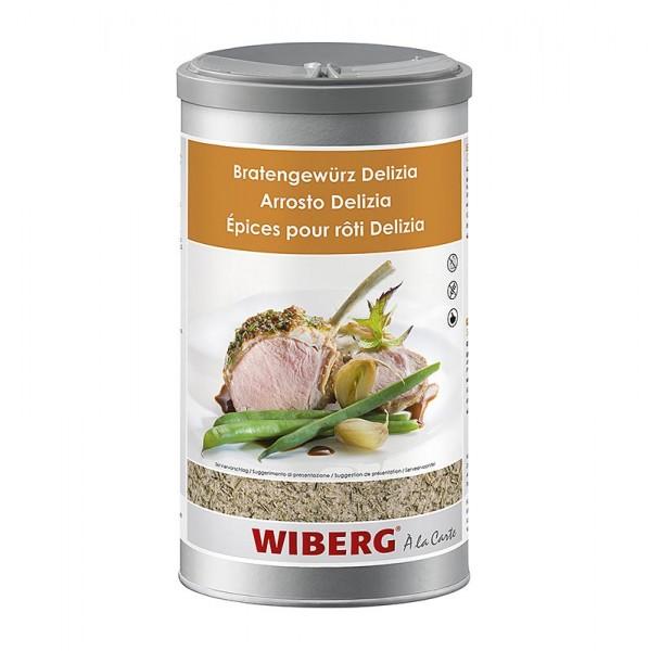 Wiberg - Bratengewürz Delizia Gewürzsalz