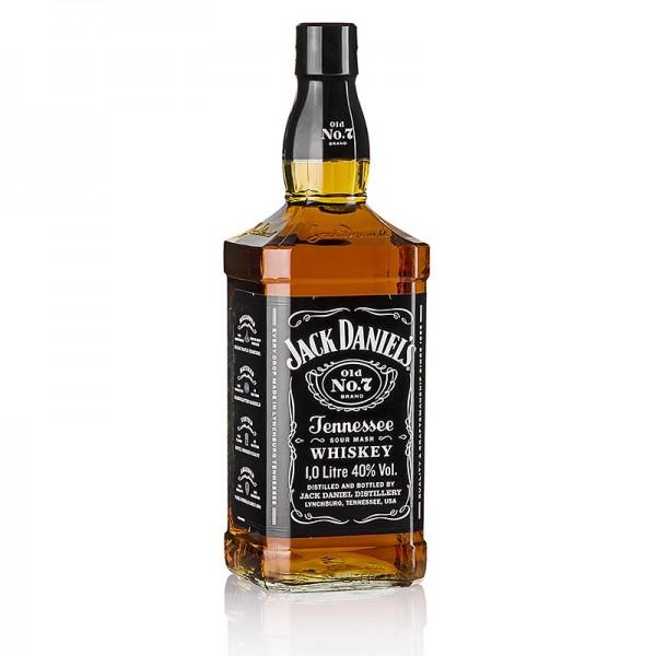 Jack Daniel´s - Bourbon Whisky Jack Daniel´s Old No.7 40% vol. USA