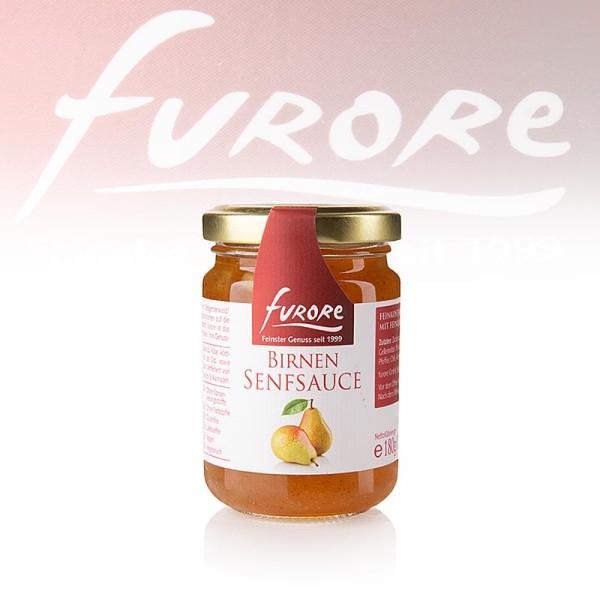 Furore - Furore - Birnen-Senf-Sauce mit Stücken