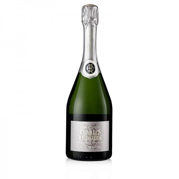 Charles Heidsieck - Champagner Charles Heidsieck Blanc de Blancs brut 12% vol.