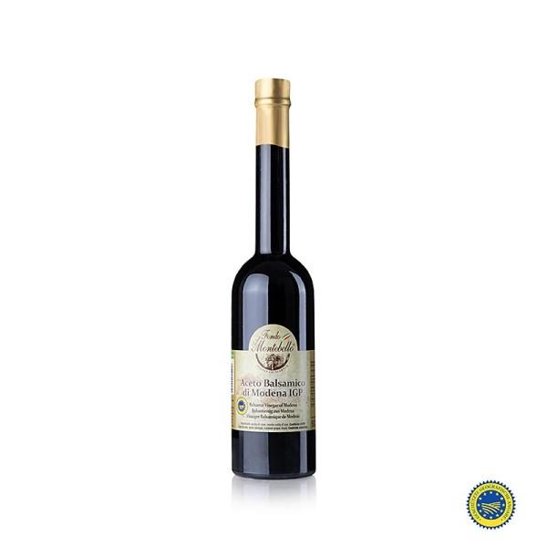 Fondo Montebello - Aceto Balsamico ASR50 weniger süß