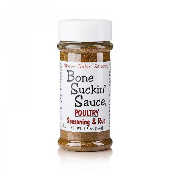 Bone Suckin' - Bone Suckin´ Geflügel Seasoning & Rub´ BBQ Gewürzzubereitung Ford´s Food