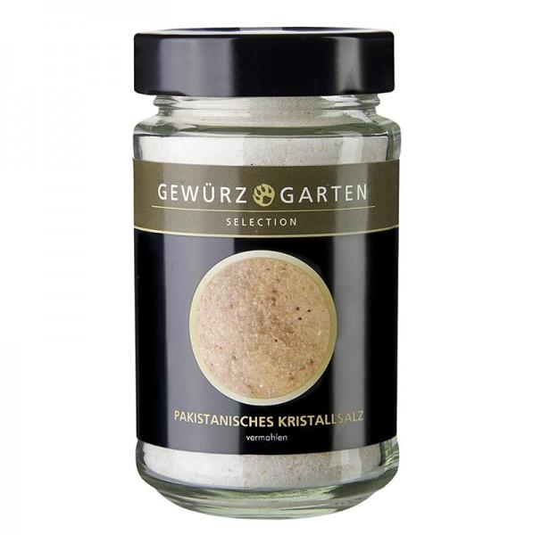Gewürzgarten Selection - Gewürzgarten Pakistanisches Kristallsalz vermahlen