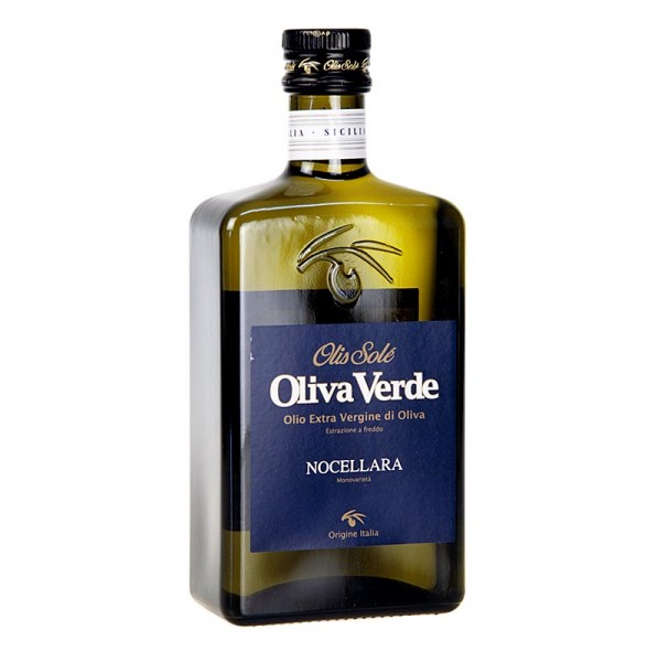 Olis Sole - Oliva Verde Olivenöl Extra Vergine aus Nocellara Oliven