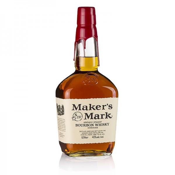 Maker´s Mark - Bourbon Whisky Maker´s Mark Kentucky Straight Bourbon 45% vol. USA