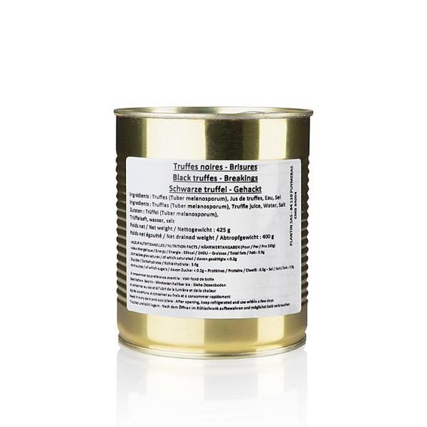 Truffes Delices - Winter-Edeltrüffel Brisures Wintertrüffel-Püree Plantin