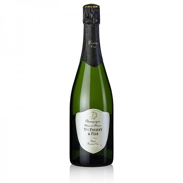 Veuve Fourny - Champagner Veuve Fourny Blanc de Blanc 1.Cru brut 12% vol.