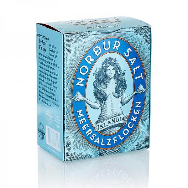 NORDUR - NORDUR Meersalzflocken aus Island