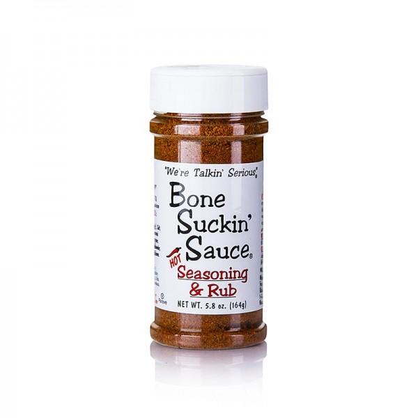 Bone Suckin' - Bone Suckin´ Hot Seasoning & Rub´ BBQ Gewürzzubereitung scharf Ford´s Food