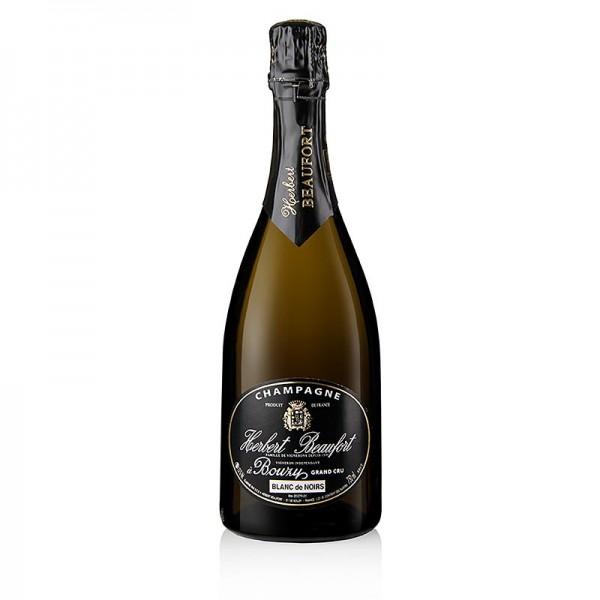 Herbert Beaufort - Champagner H.Beaufort Blanc de Noirs Grand Cru brut 12% vol.