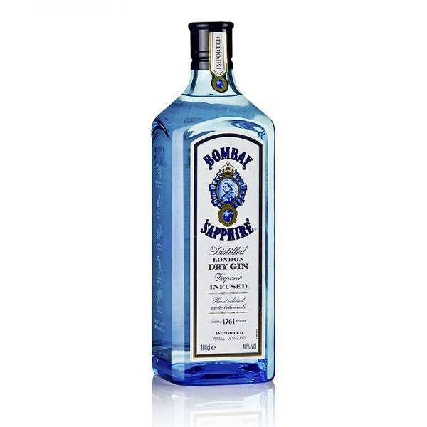 Bombay Sapphire - Bombay Sapphire Gin 40% vol.