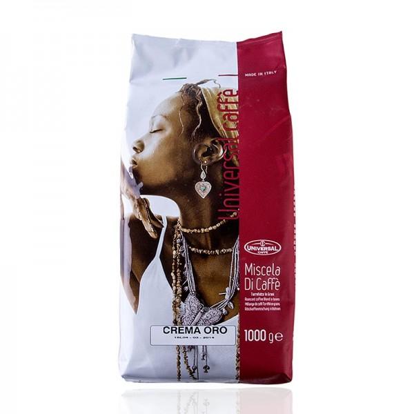 Caffe Royal - Espresso - Universal Supercrema - Crema Oro ganze Bohnen