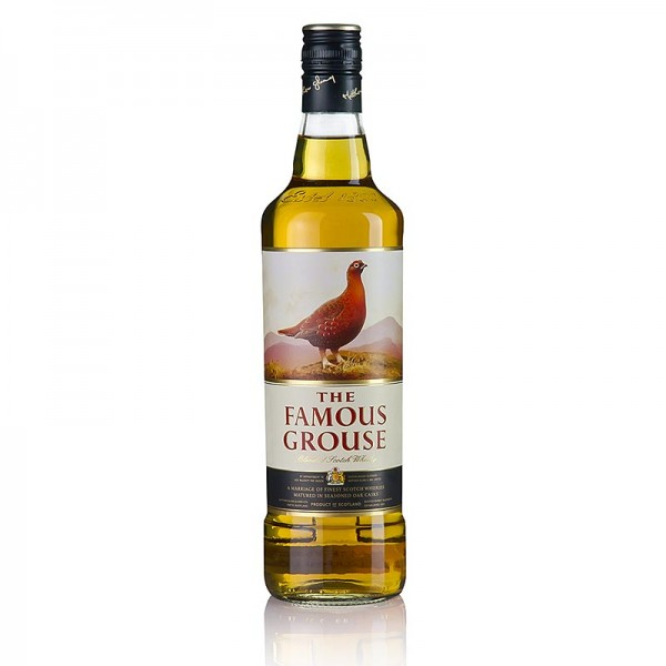 Famous Grouse - Blended Whisky Famous Grouse 40% vol. Schottland