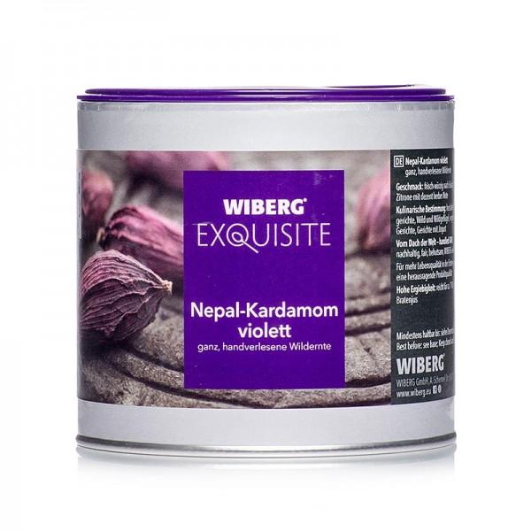 Wiberg - Exquisite Nepal-Kardamom violett ganz handverlersene Wildernte
