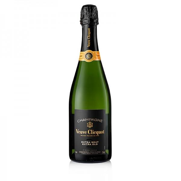 Veuve Clicot - Champagner Veuve Clicquot Extra Old Extra Brut 12 % vol.