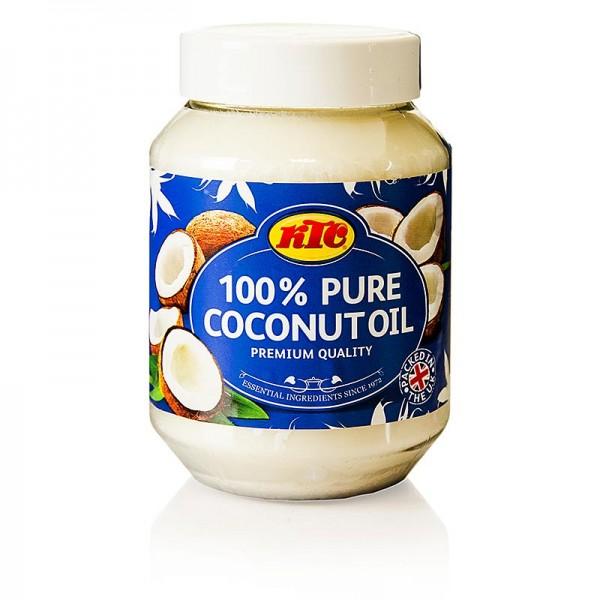 KTC - Kokosnussöl - Kokosnussfett