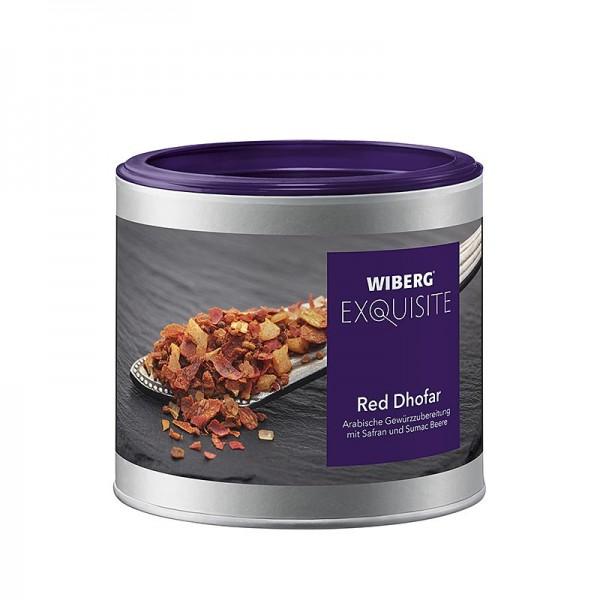 Wiberg - Exquisite Red Dhofar Arabische Gewürzzubereitung
