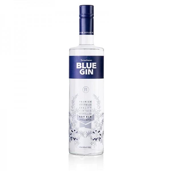 Reisetbauer - Vintage Austrian Dry Blue Gin 43% vol. Reisetbauer