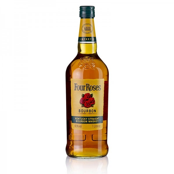 Four Roses - Bourbon Whisky Four Roses Kentucky Straight Bourbon 40% vol.