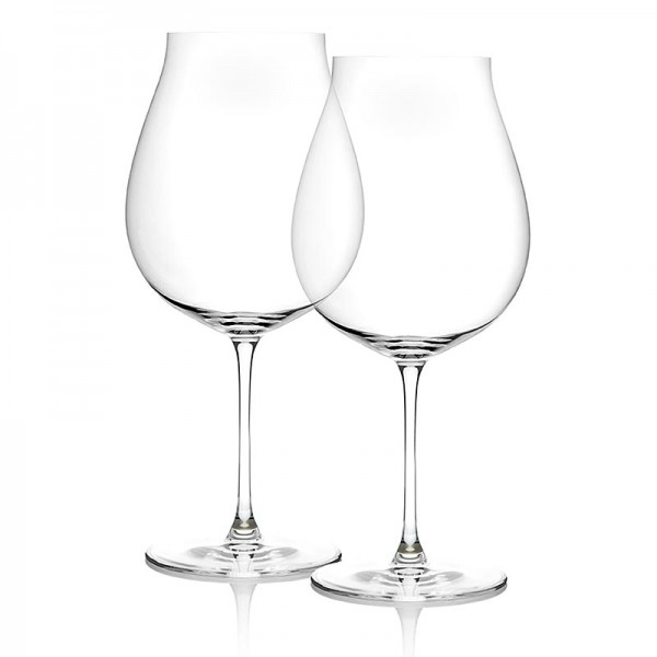 Riedel Veritas - Riedel Veritas Glas - Neue Welt Pinot Noir/Nebbiolo (6449/67) im Geschenkkarton