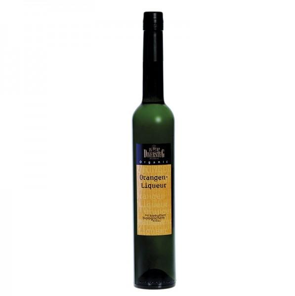 Dwersteg Organic - Dwersteg Organic Orangen-Likör 40% vol. BIO