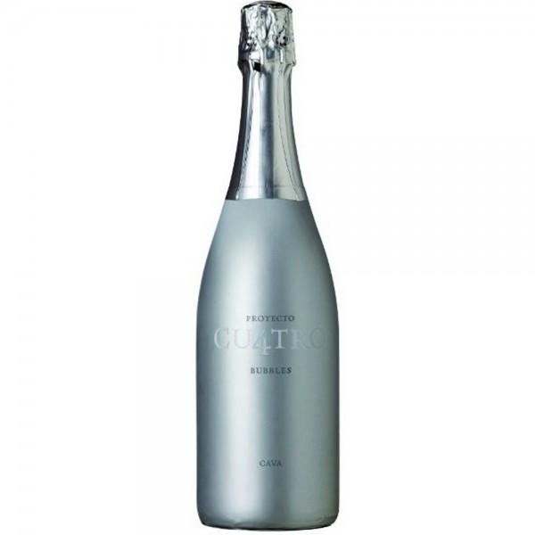 Clos Montblanc - Proyecto Cu4tro Bubbles Cava 750 ml