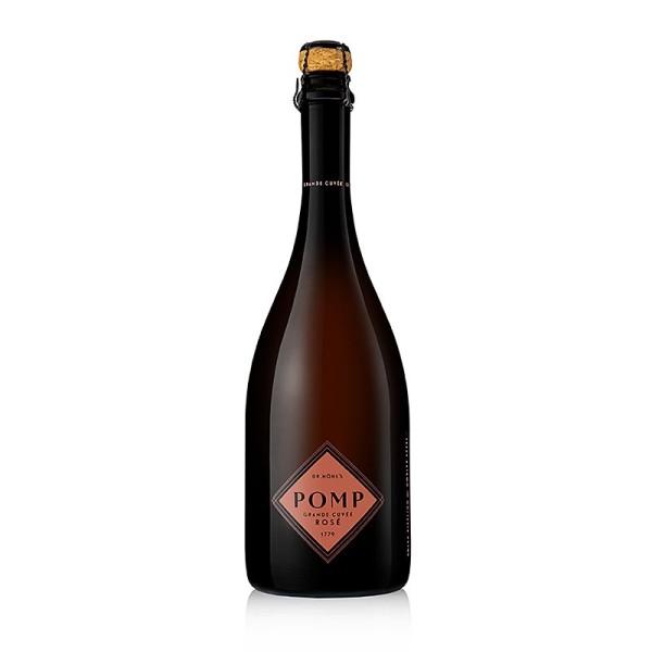 Pomp - POMP Rosé - Seductive brut 11% vol.