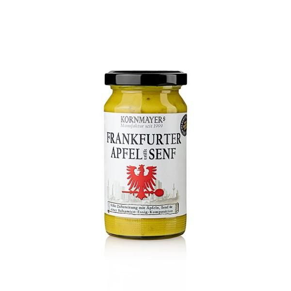 Kornmayer - Kornmayer - Frankfurter Apfel Senf süß