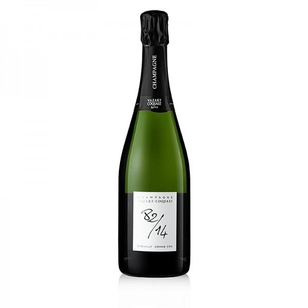 Vazart Coquart - Champagner Vazart Coquart 82/14 Blanc de Blanc Grand Cru extra brut 12% vol.