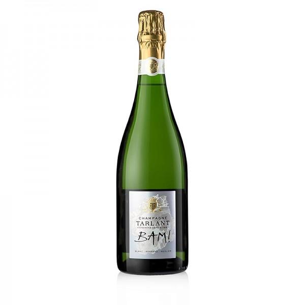Champagner Tarlant - Champagner Tarlant 2009er BAM! brut nature 12% vol.