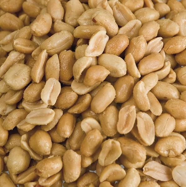 Deli-Vinos Snack Selection - Erdnüsse gesalzen geröstet