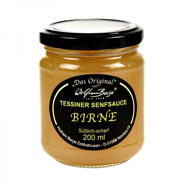 Original Tessiner - Original Tessiner Birnen-Senf-Sauce