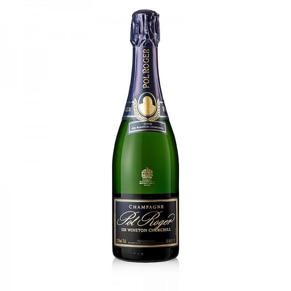 Pol Roger - Champagner Pol Roger 2012er Sir Winston Churchill brut 12.5% vol. 97 PP