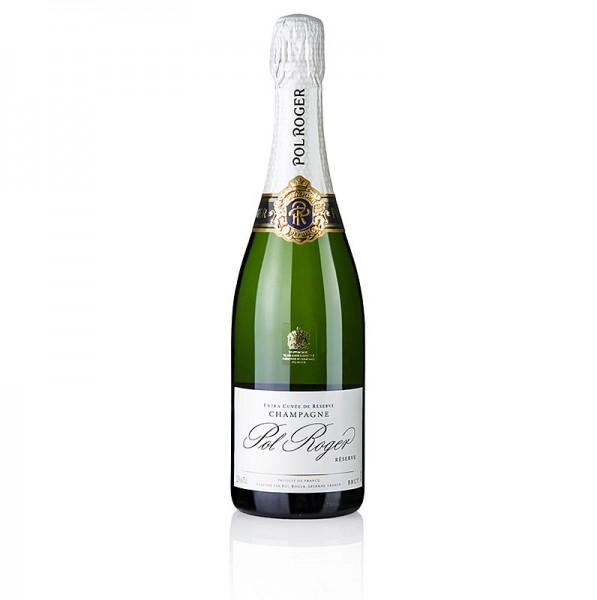 Pol Roger - Champagner Pol Roger Brut Reserve 12.5% vol. 92 PP