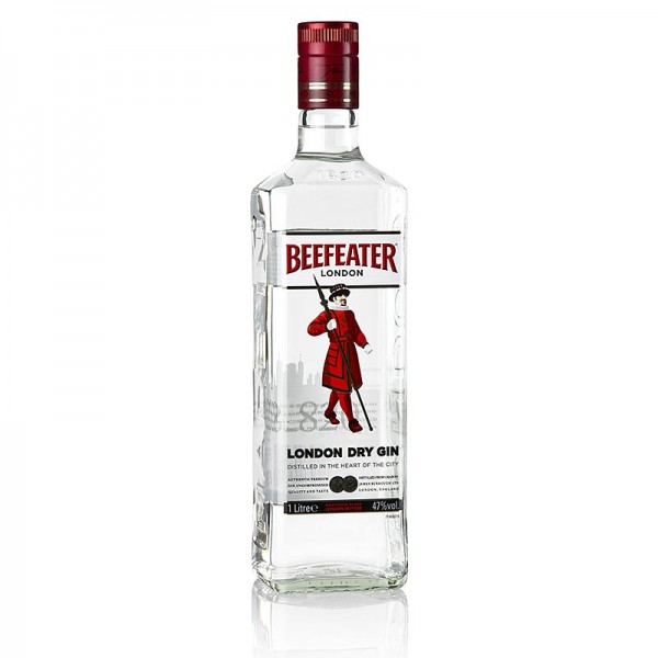 Beefeater - Beefeater London Dry Gin 40 % vol.
