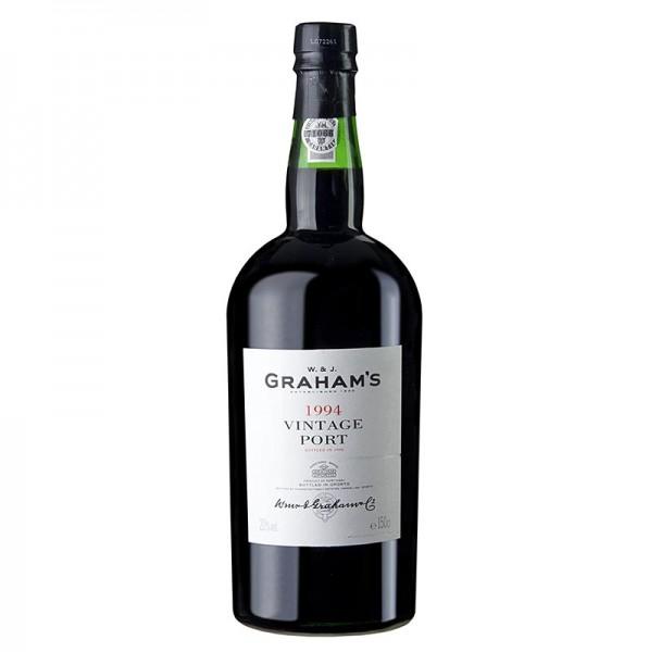 Graham's - Graham´s - 1994er Vintage Portwein 20% vol. 96 Parker/95 Wine Spectator Pkt.