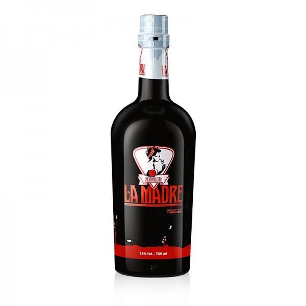 La Madre - La Madre - Vermouth rot 15% vol. Spanien