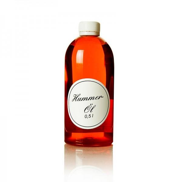Deli-Vinos Oil & Vinegar - Hummeröl Rapsöl mit Hummerfumet