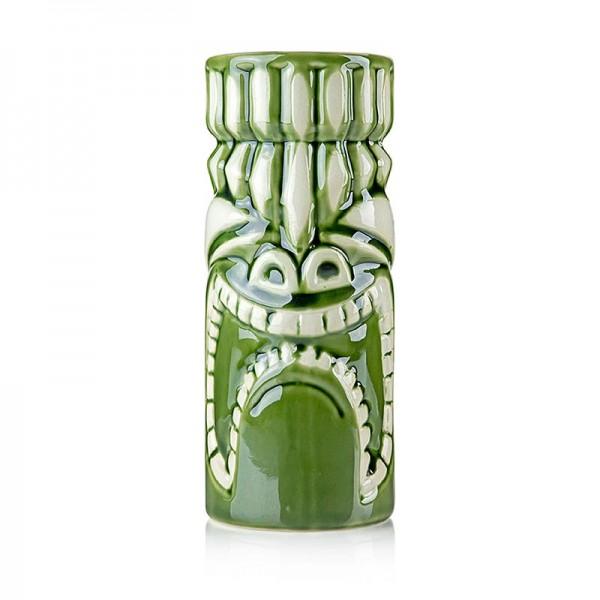 Libbey Glass - Tiki Becher Kuna Loa grün 330ml Libbey Glass (00864)