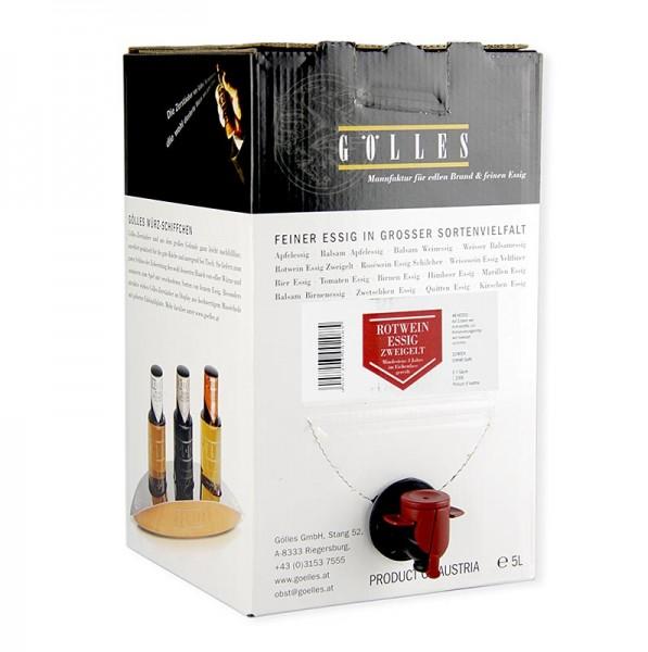 Gölles - Gölles Zweigelt Rotwein-Essig 6% Säure