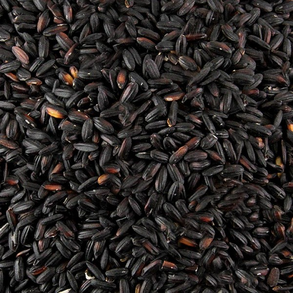 Royal Thai - Schwarzer Reis Black Cargo Rice Rice Berry 1kg Royal Thai
