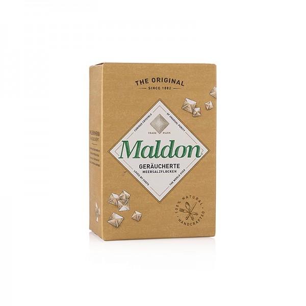Maldon - Maldon Sea Salt Flakes geräuchert Meersalz aus England