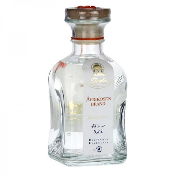 Ziegler Edelbrand - Marillenbrand (Aprikose) - Edelbrand 43% vol. Ziegler