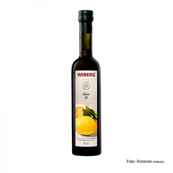Wiberg - Wiberg Zitrusöl kaltgepresst Natives Olivenöl Extra mit Zitrusaroma