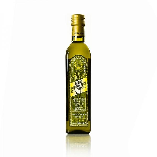 Aderes - Aderes Tropföl - Olivenöl Extra Nativ Peloponnes