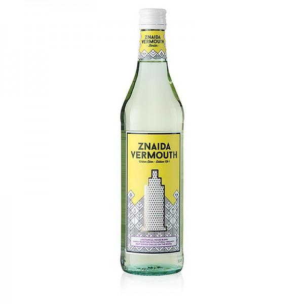 Znaida - Znaida Bianco Urban Eden Edition No.1 Vermouth 18% vol. Italien