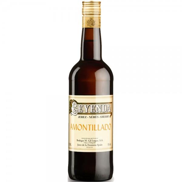 Leyenda - Leyenda Amontillado medium Sherry 750 ml