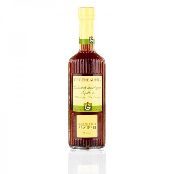 Gegenbauer Essige - Weinessig Cabernet Sauvignon 6% Säure