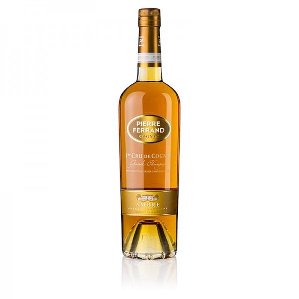 Ferrand - Cognac - Ambre Grande Champagne 1. Cru de Cognac 40% vol. Ferrand